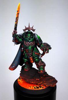 Warhammer 40k Salamanders, Warhammer 40k Bits, Warhammer Models, Warhammer 40k Miniatures, Warhammer 40000, Space Marine, Marines, Sci Fi, Fantasy