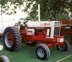 Millionth IH Tractor