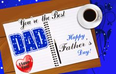 Send this to your dad and tell him that he is the best. Free online You Are The Best Dad ecards on Father's Day Happy Fathers Day Brother, Happy Father's Day Husband, Fathers Day In Heaven, Happy Fathers Day Pictures, Fathers Day Frames, Happy Fathers Day Images, Fathers Day Wishes, Happy Father Day Quotes, Mom Day