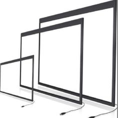 """Free Shipping! 10 points 49"""" IR Infrared Touch Screen Overlay without glass for interactive bar system, ads"""