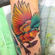#tattoofriday - Katie Shocrylas, Canadá.