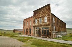 Bodie, CA. not necessarily that place, but it's relatively close and supposed to be cool. just a different idea.