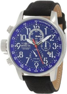Invicta Men's 1513 I Force Collection Chronograph Strap Watch: Watches: Amazon.com