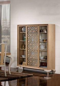 Mejores 22 imágenes de vitrinas en Pinterest | Cabinets, Home ...