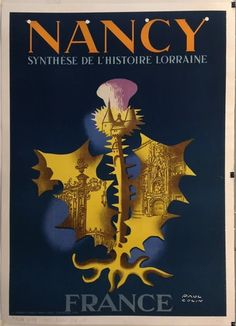 Architecture – Poster Museum Lorraine France, Travel Posters, Vintage Advertisements, Museum, Architecture, Artist, Graphics, French, Products
