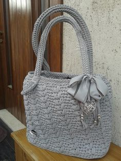 bags crochet, shopper, handmade