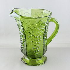 Anchor Hocking Glassware by Kathy on Etsy
