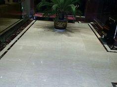 Marble floor dsign