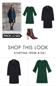 """#74"" by clairecnlp ❤ liked on Polyvore featuring Lemaire, Dolce&Gabbana, Marni, women's clothing, women, female, woman, misses, juniors and Packandgo"