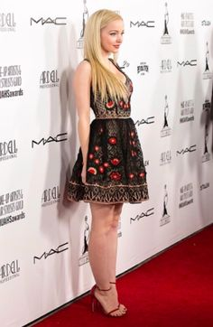 Dove Cameron // Make Up Artist & Hair Stylist Guild Awards