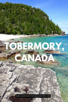 Tobermory is such a beautiful place. Its gorgeous natural areas, variety of outdoor adventure activities, quaint small town charm… the list goes on. Here are the top 10 things you need to do when you visit Tobermory, Canada. Tobermory Canada, Tobermory Ontario, Westminster, Places To Travel, Places To See, Travel Destinations, Canada Winter, Canada Vancouver, Voyage Canada