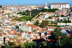 Lisbon, Portugal: The Best of the City in 2 Days - the unending journey Day Trips From Lisbon, Lisbon Portugal, Old City, Capital City, Rome, Dolores Park, Journey, Explore, Mansions