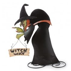 Witch Way Display
