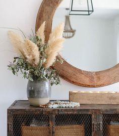 Ideas para decorar con Hierba de la Pampa