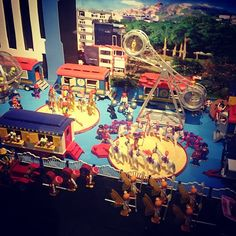 #Circo #circus #サーカス #playmobil #toy #juguete #おもちゃ #exhibition #展覧会 #subway #地下鉄 #Metro #CDMX #Mexico #mexicocity