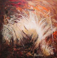 Landscapes - Isabelle Rosier Alzado   French artist