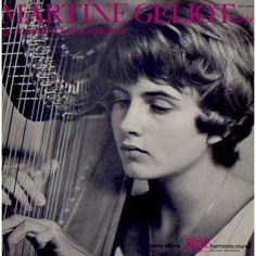 Martine Geliot was born to a family of harpists and studied with Pierre Jamet at the Paris Conservatory. Martine Geliot was First Prize Winner at the Third International harp Contest in Israel in 1965. Many works were written for her and dedicated to her. Since 1978 she was principal harpist of the Orchestre National de France and a sought after guest artist. She taught at the Paris Conservatory and served at the 9th International Harp Contest in Israel. Geliot died in 1988.