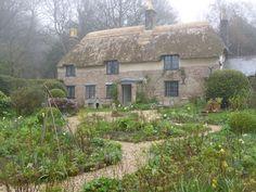 Thomas Hardy's family home at Higher Bockhampton, near Dorchester