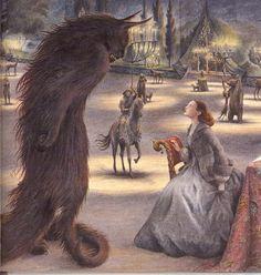 Angela Barrett, Beauty and the Beast