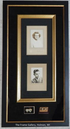 Do you like the #frame within a #shadowbox?  These are graduation photos along…