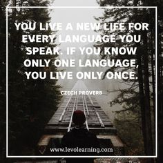 english school philippines inspirational quotes for the language learner Language Quotes, First Language, Success Quotes, Proverbs, Favorite Quotes, Quotes Motivation, Motivation Inspiration, Inspirational Quotes, Learning