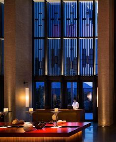 Park Hyatt Sanya, China Lobby Lounge, Hotel Lobby, Hotel Suites, Hotel Spa, Reception Counter Design, Public Hotel, Lobby Design, Sanya, Hotel Interiors