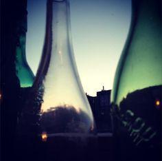 Bottles in Amsterdam