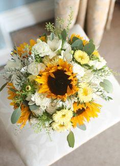 Sunflower bouquet edinburgh sunflower wedding bouquet in 2019 yellow weddin Yellow Wedding Flowers, Fall Wedding Bouquets, Floral Wedding, Wedding Colors, Blossom Garden, Sunflower Bouquets, Wedding Day Inspiration, Wedding Ideas, Ring Verlobung