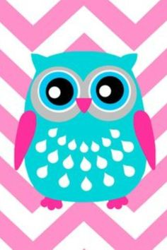 Isnt This Chevron Owl So Cute You