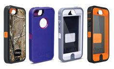 Groupon - OtterBox Defender Series iPhone 5/5s Case. Multiple Colors Available. Free Returns. in Online Deal. Groupon deal price: $14.99