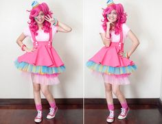 My Little Pony: Pinkie Pie by patdes.deviantart.com on @deviantART