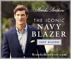 The Great Gatsby: Menswear inspired by the 1920s from Brooks Brothers- Entire Bookmark To Brooks Brothers