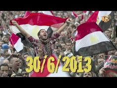 30-6-2013...Egypt..Revolution people insist in order to preserve the culture and civilization and the effects and renounce violence and terrorism