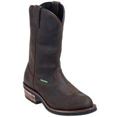 Dan Post Boots Men's Waterproof DP69681 Distressed Leather Albuquerque