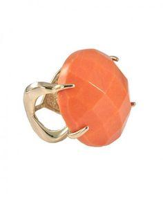 Rana Cocktail Ring in 'Salmon', Kendra Scott Jewelry, $50