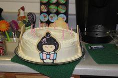 Kokeshi Birthday