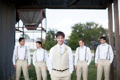 mrburchtuxedoblog - Mr Burch Tuxedo Blog - Summer styles for groomsmen