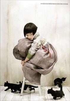 vogue korea. beautiful photograph!