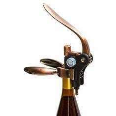 rabbit tool. golden stainless steel red wine opener tool rabbit style waiter corkscrews bottle gift set u