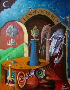 Magic Contest by Leszek Kostuj