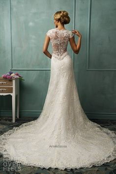Amelia Sposa 2014 Wedding Dress Style Donata