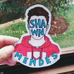Shawn Mendes (If you guys don't know who Shawn Mendes is you should check him out because he has an amazing voice seriously it's like an angel)