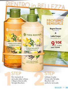 Vanille Bourbon, Yves Rocher, Shampoo, Soap, Album, Bottle, Beauty, Flask, Beauty Illustration