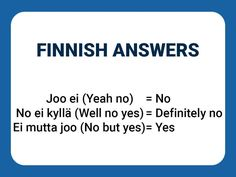 Funny but true Finnish language lesson! Helsinki, Finnish Memes, Meanwhile In Finland, Learn Finnish, Finnish Words, Finnish Language, Finnish Recipes, Finland Travel, Are You Happy