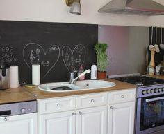 20 carrelages pour une cuisine pic e cuisine et construction for Peinture credence cuisine nice