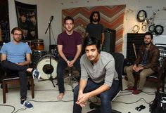 young the giant. really excited to see these guys in new york.