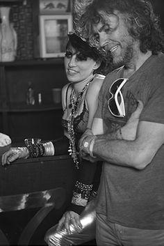 Amanda Palmer & Wayne Coyne