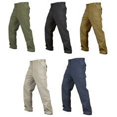 Tactical Clothing 177896: Condor 608 Sentinel Ripstop Inseam Tactical Operator Cargo Military Pants -> BUY IT NOW ONLY: $35.95 on eBay!