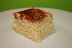 Veganeren: Supersaftig vaniljekake