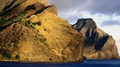 Robinson Crusoe Island, Chile  The most famous lonely person in literary history is Robinson Crusoe, and there is an equally lonely island that bears his name, 670km off the South American coast. It was here, in 1704, that Alexander Selkirk asked to be put ashore after a dispute with his ship's captain. He lived on the island alone for four years, inspiring Daniel Defoe to write Robinson Crusoe.